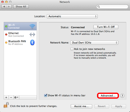 Use a VPN's custom Mac software