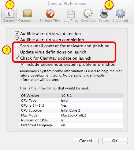 How to Install and Configure ClamXav Anti-Virus for Mac