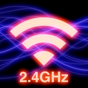 2.4 ghz logo I made all by myself