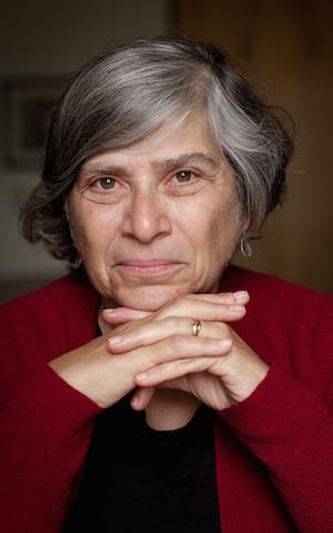 Dr Susan Landau, My Hero