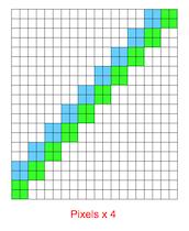 Grid 4xpixels