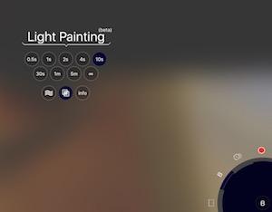 ProShot light painting