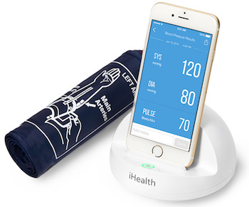 IHealth Ease Wireless Blood Pressure Monitor