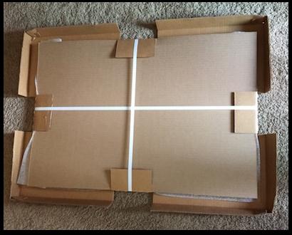 Adoramix metal print packaging
