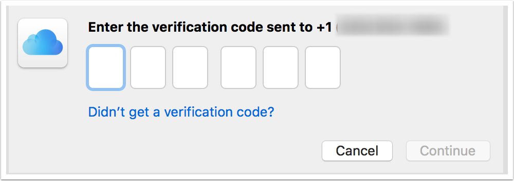 How to disable apples two step verification and enable two factor enter 6 digit verification code publicscrutiny Image collections