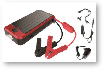 Powerall power bank jump starter battery