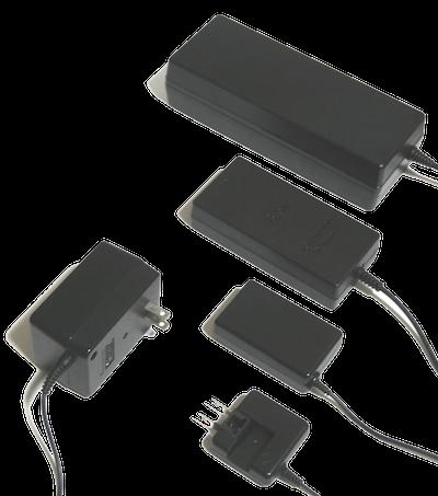 AC adapters random types