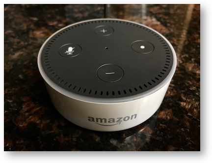 Echo Dot 2nd Gen is Clumsy on Initial Setup - Podfeet Podcasts