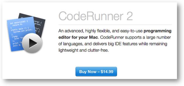 Code runner logo