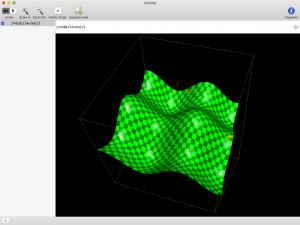 Grapher 3D graph