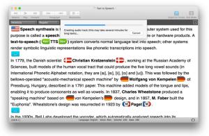 GhostReader screenshot