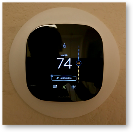 Ecobee3 finally installed