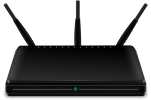 some random router with 4 antennas