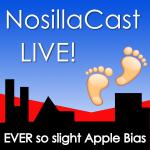 NosillaCast Live Logo