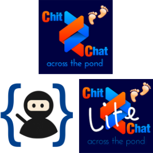 3 chit chat logos