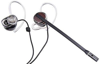 Plantronics c435 headset mic
