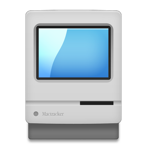 Mactracker logo