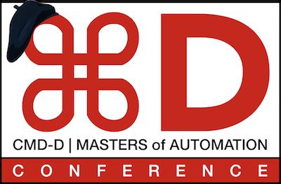 CMD D Logo