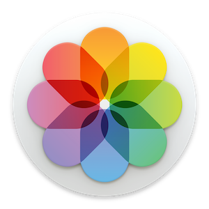 apple photos logo