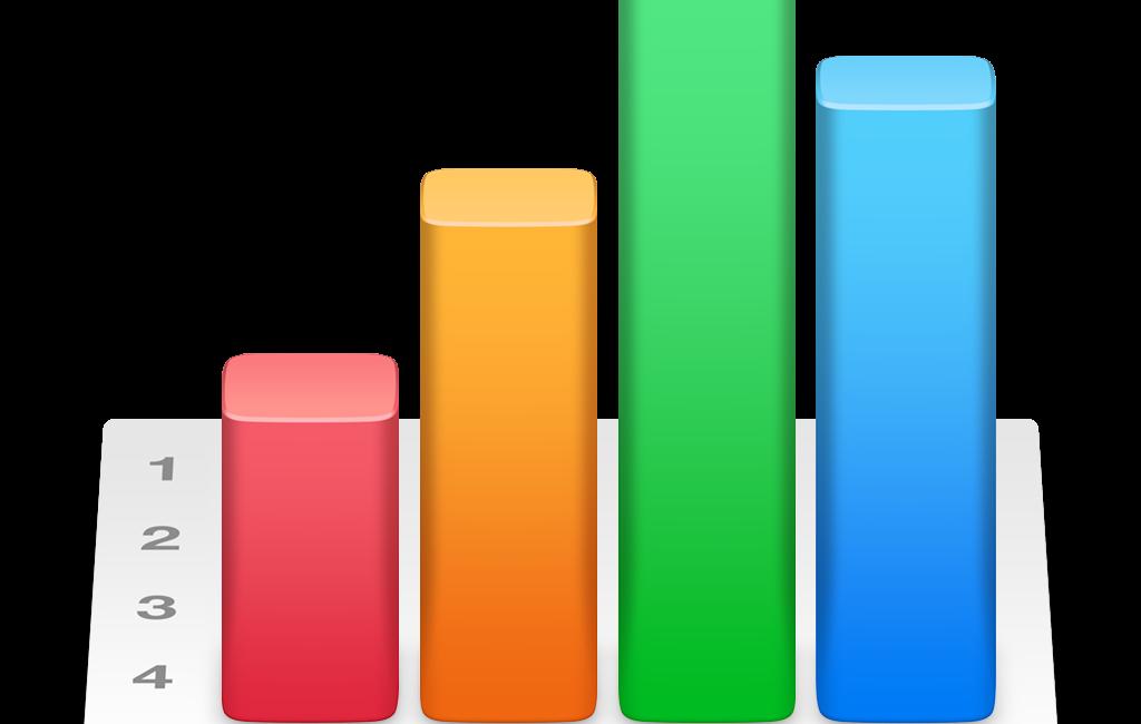 iWork Numbers logo