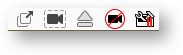 Parallels tools in menu bar