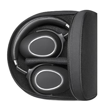 Sennheiser pxc 550 headphones flat in case