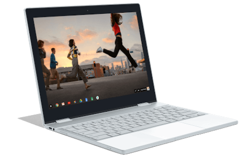 Google Chrome Pixelbook