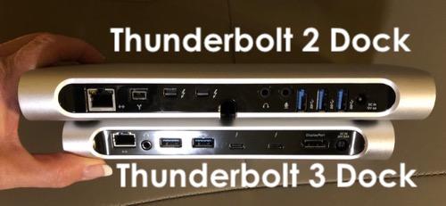 Belkin Thunderbolt docks