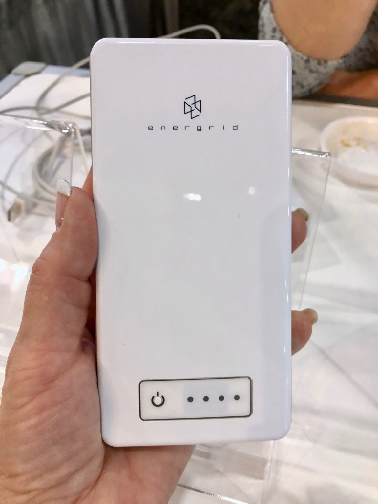 Energrid Accessible Power Bank