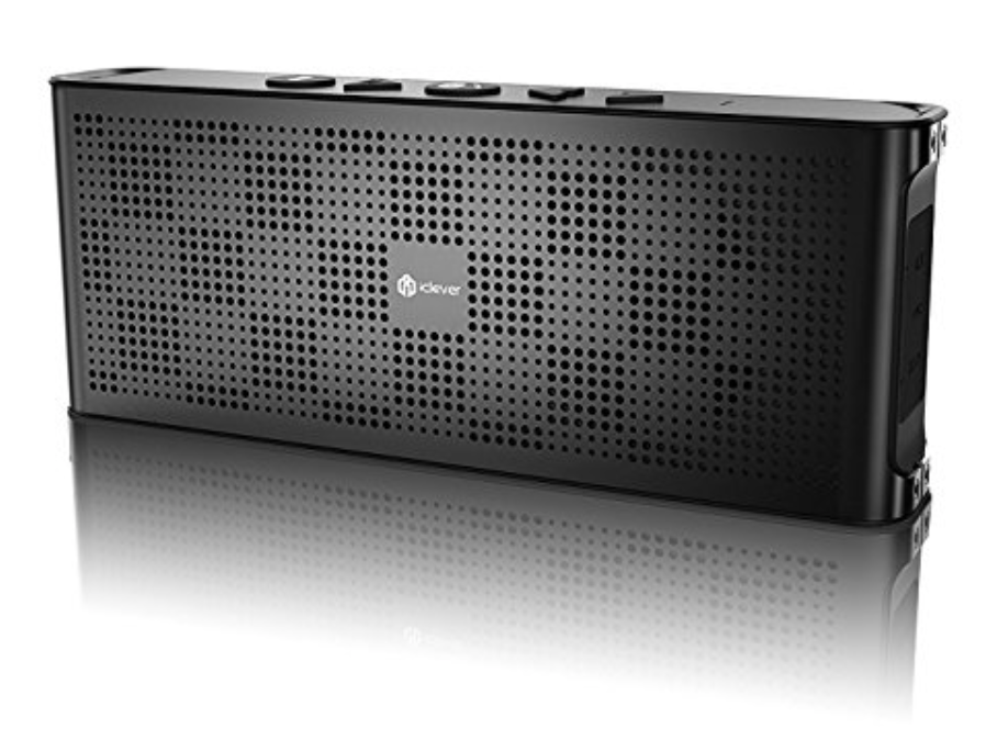 IClever Ultra Slim Portable Bluetooth Speaker
