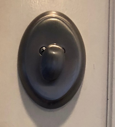 August Smart Lock before