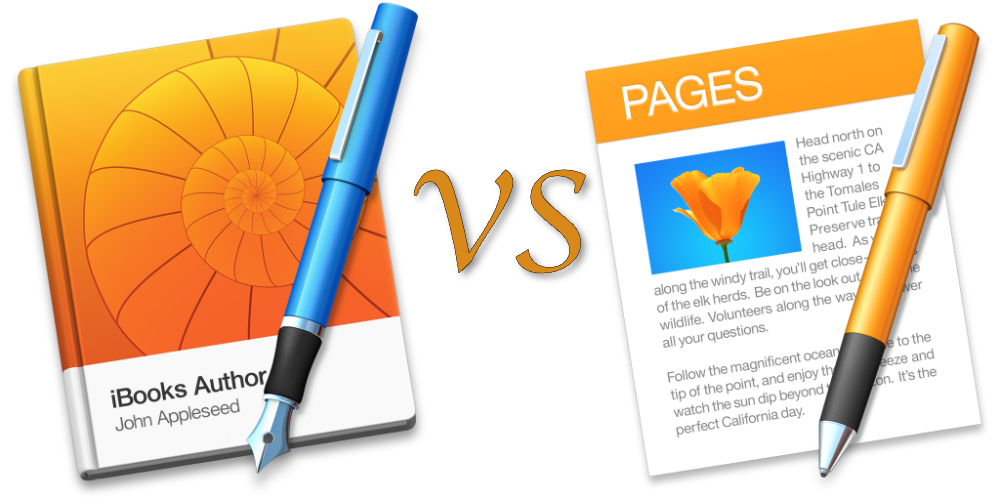 Which is Worse: iBooks Author or Pages Book Creation? - Podfeet Podcasts