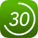 Stretch Timer icon