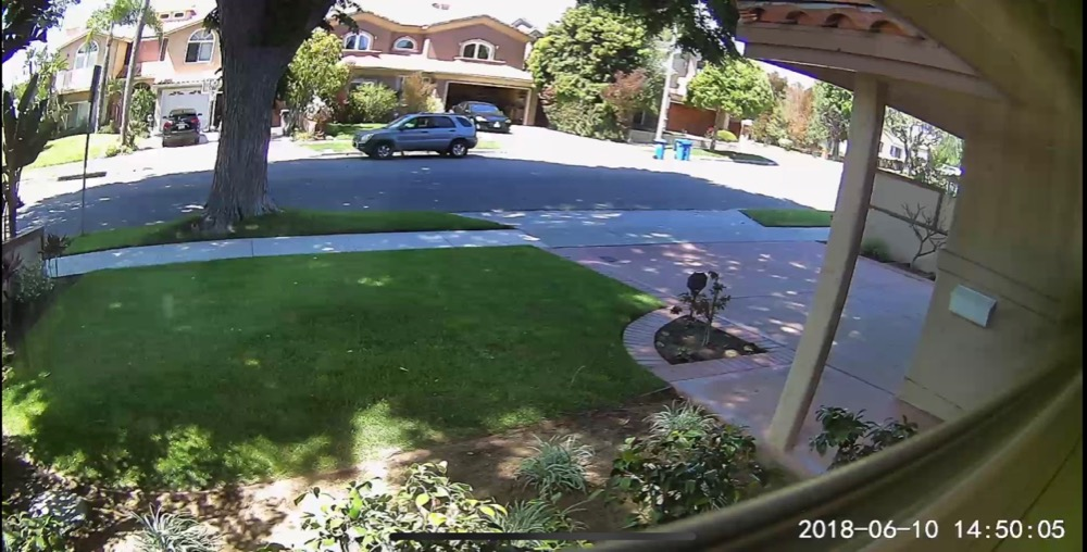 Duey Wyze Cam Front Yard