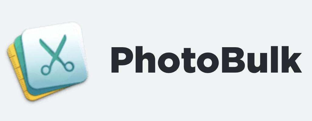 PhotoBulk logo