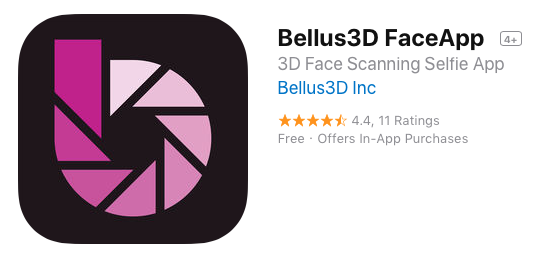 Uncanny Valley Right in Your Pocket with Bellus3D FaceApp ...
