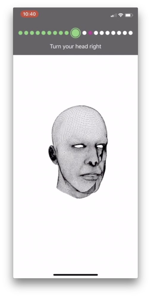 Bellus3d mapping your face