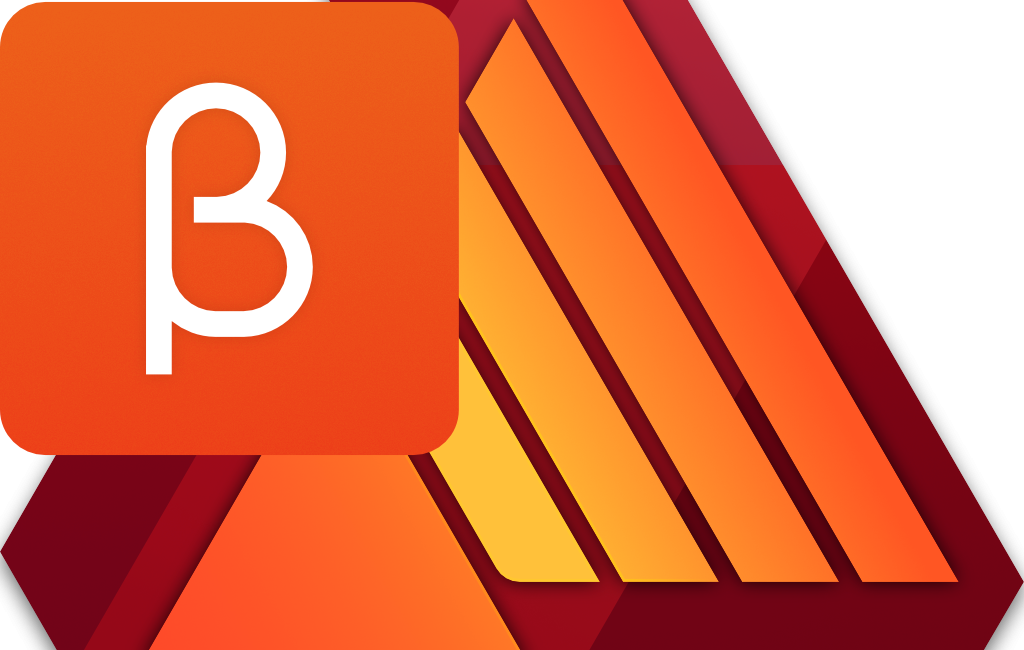 Affinity Publisher Beta logo