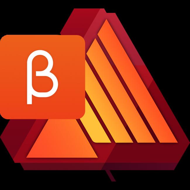 Affinity Publisher Beta logo