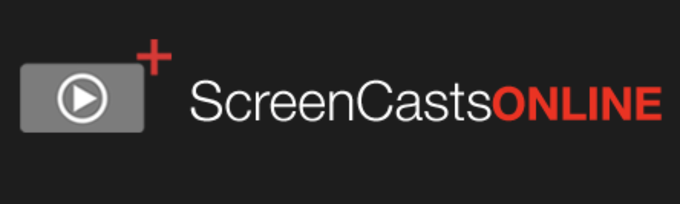 ScreenCasts Online logo