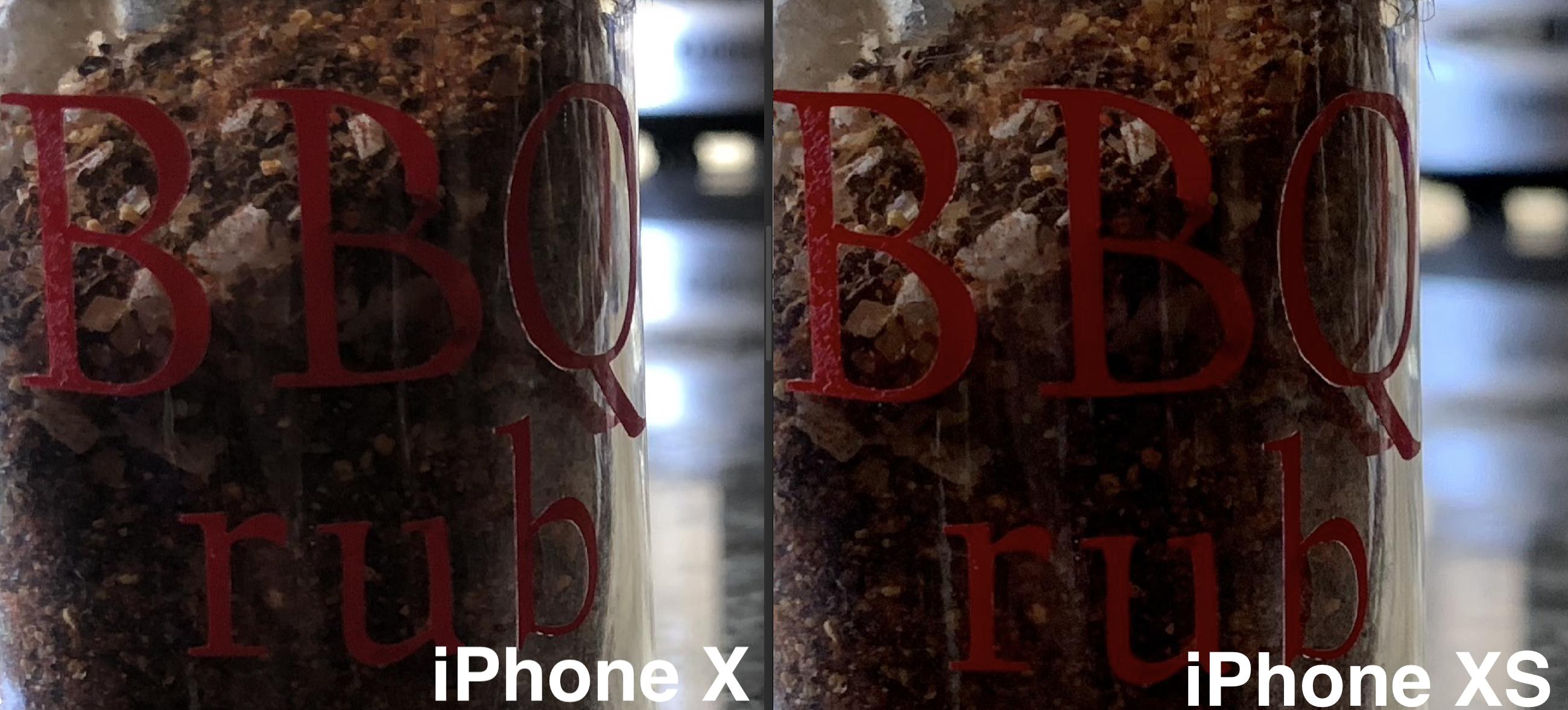 X vs XS BBQ rub 2600 72