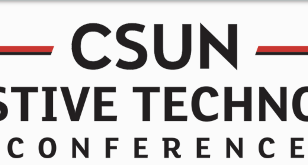 CSUN's Assistive Technology Conference logo