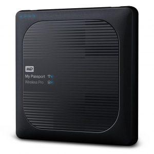 Western Digital MyPassport Wireless Pro