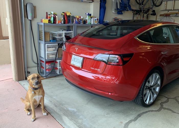 Tesla with Tesla