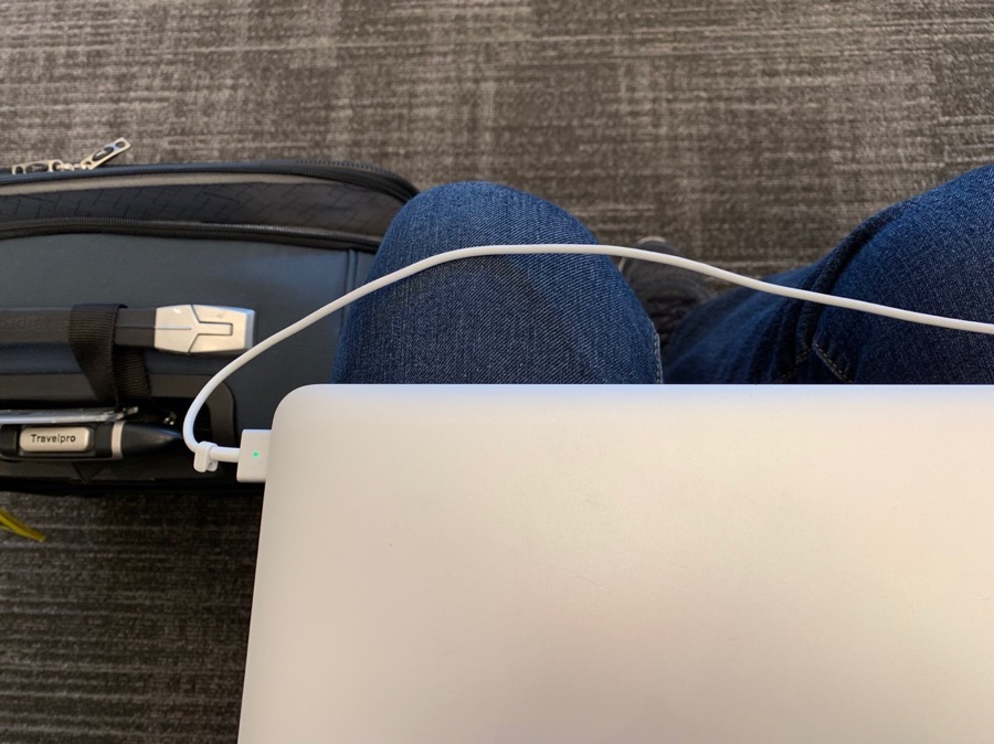 Magsafe on the wrong side