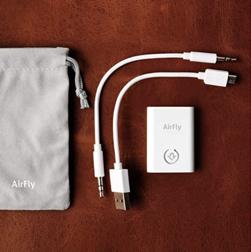 AirFly Bluetooth audio adapter