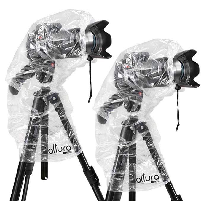 Raincover for cameras