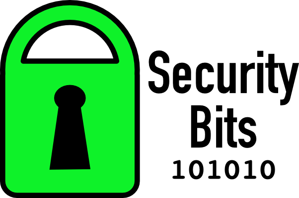 Security Bits Logo no alpha channel