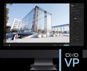 DxO ViewPoint 3 logo