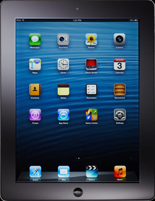 4th gen 9 7 iPad